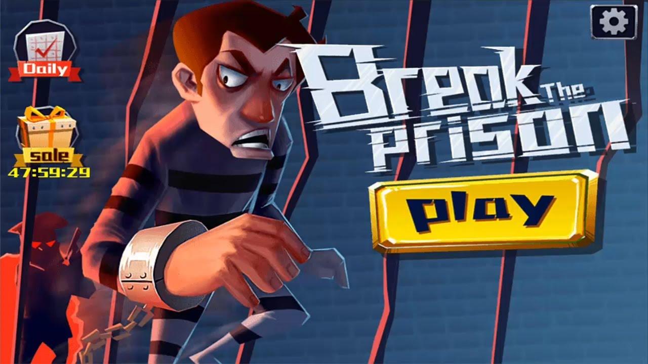 Game vượt ngục – Break Prison qua những màn chơi mạo hiểm