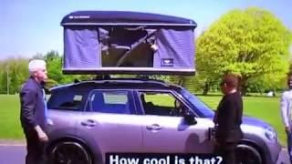 Autohome Air Top Roof Tent, Gadget Show.