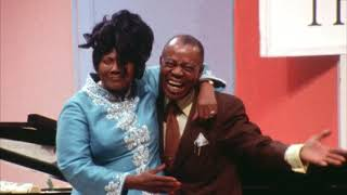 """Mahalia Jackson """"Just a Closer Walk with Thee"""" from """"Louis Armstrong at Newport 1970"""""""