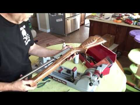 Volquartsen .17 WSM Rifle Tear Down, Reassembly & Cleaning
