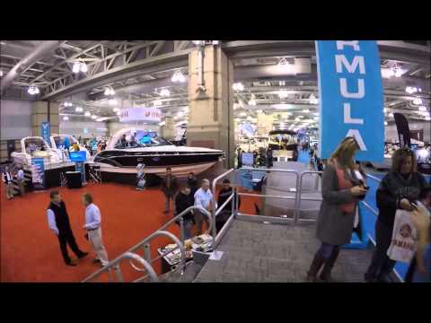 Formula Boats Atlantic City Boat Show 2015