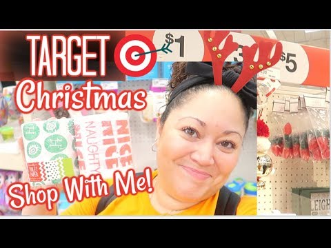 NEW AT TARGET DOLLAR SPOT |CHRISTMAS 2019
