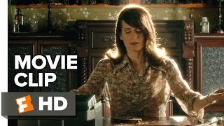 Ouija: Origin of Evil Movie CLIP - Board Trick (2016) - Elizabeth Reaser Movie