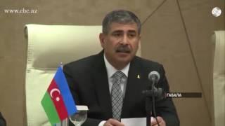 Встреча министров обороны Азербайджана, Турции и Грузии