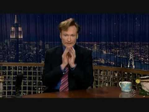 Late Night with Conan O'Brien HDTV Debut  42605