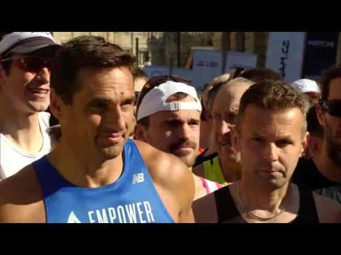 Sportisimo Prague Half Marathon 2017 - English commentary