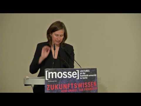 Kathrin Röggla: »Zukunft als literarische Ressource«