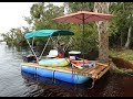 Homemade Pontoon Boat Part 5