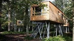 Urlaub im Baumhaus in Bad Zwischenahn bei Baumgeflüster