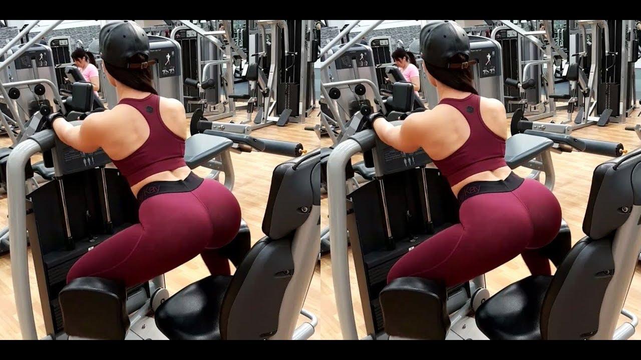 Mujeres En El Gym Mujeres Motivacion Fitness Youtube
