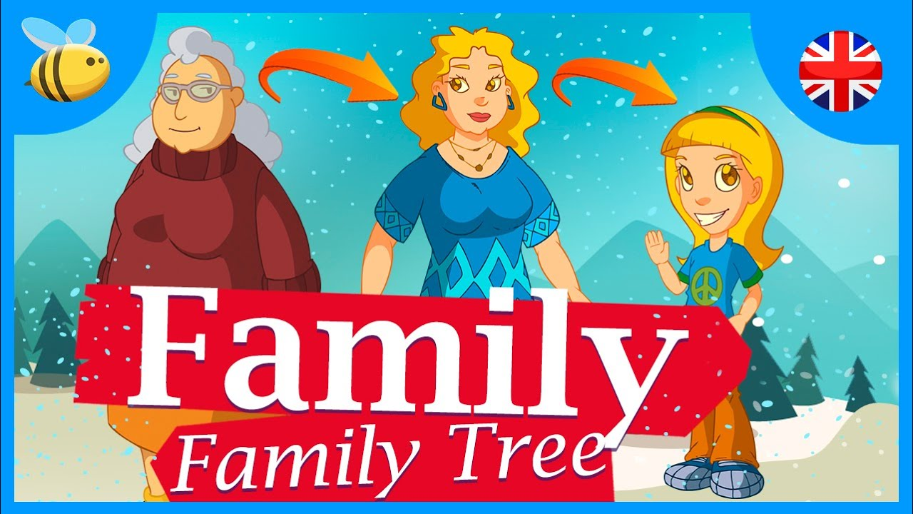 The Family And The Family Tree Kids Videos Youtube