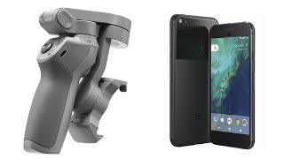 【4K30FPS】DJI Osmo Mobile 3 + Google Pixel (EIS ON)