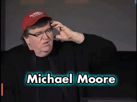 Michael Moore On Workplace Co-Ops