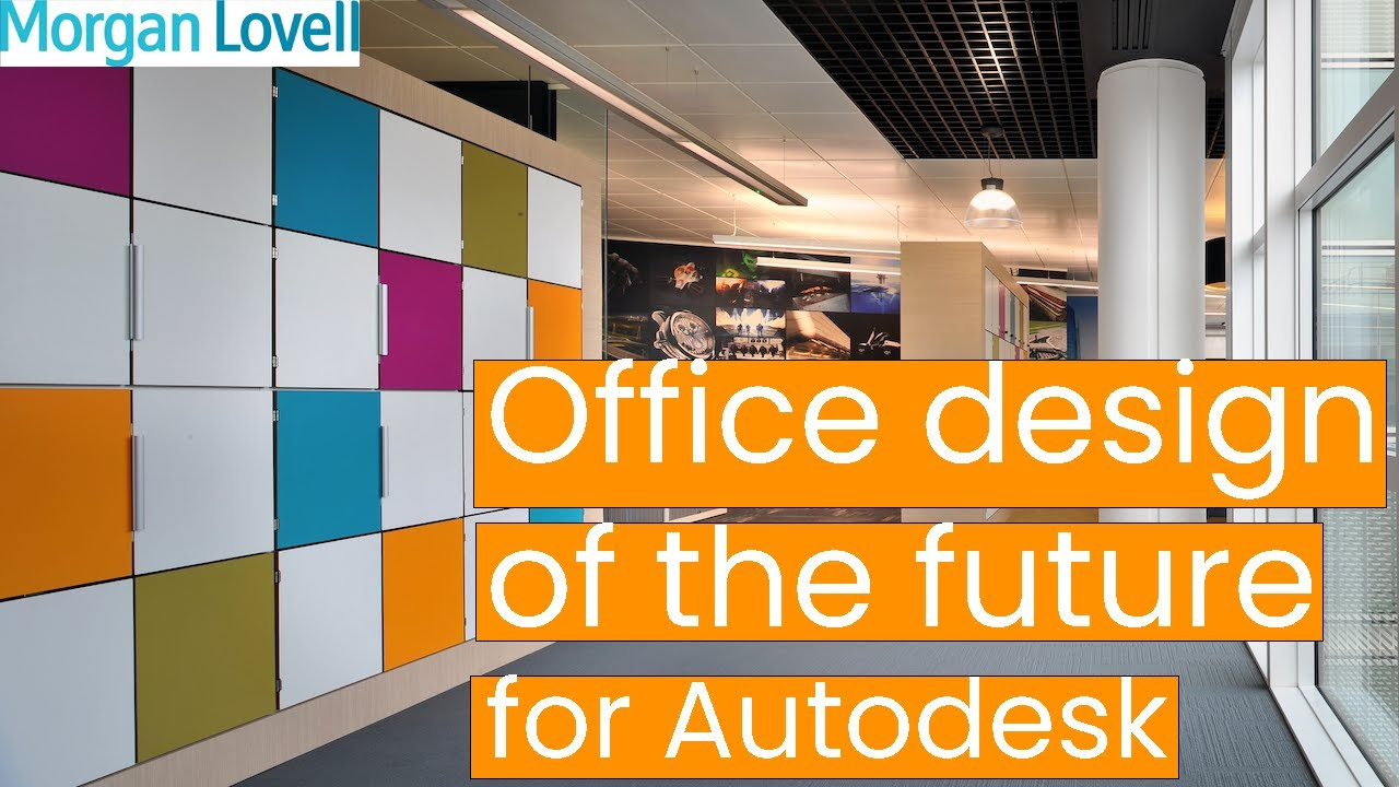 Office design of the future for autodesk youtube for Funky office designs