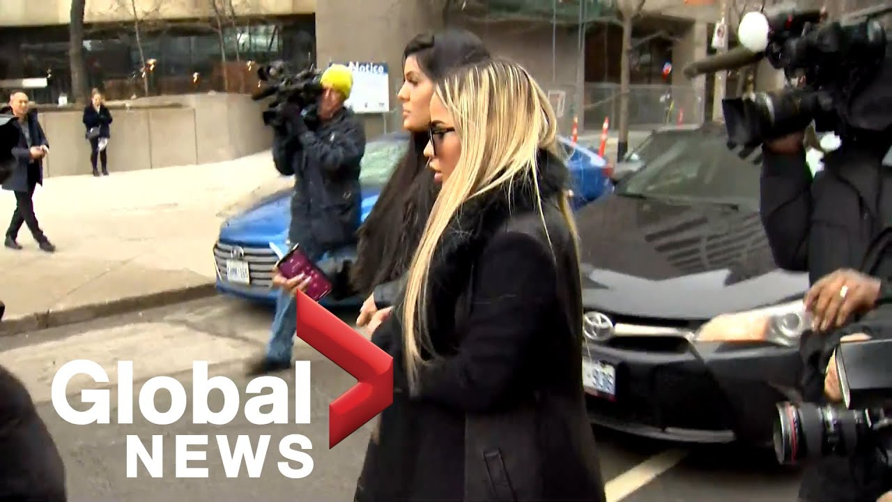 Toronto Chair Girl Makes Appearance In Court For