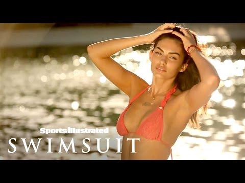 Alyssa Miller Soaks Up The Hawaiian Sun In Tropical Maui   Intimates   Sports Illustrated Swimsuit