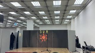 2020.1.26 はじめてのコンサート!!パプリカを歌って踊りました!!