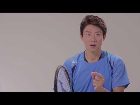 テニスラケットC TOURプロモーションMOVIE