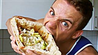 Fitness Döner zum Selbermachen (high protein, high carb, low fat)
