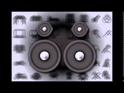 A Pounding Repetitive Kick Drum   Mix HARDTEK
