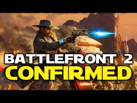 Star Wars: Battlefront - BATTLEFRONT 2 CONFIRMED - Clone Wars? - 2017 Release Date!