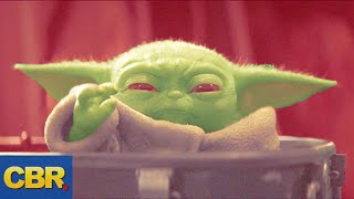 Baby Yoda Is Force Controlling The Mandalorian Theory