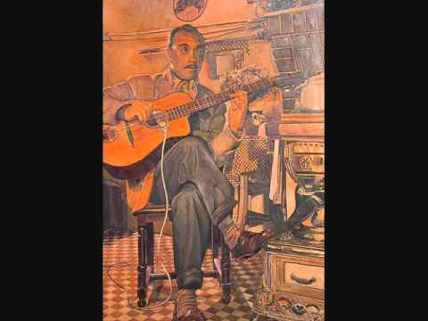 Django Reinhardt - Improvisation Nr. 4 - Rome, 01or02. 1949