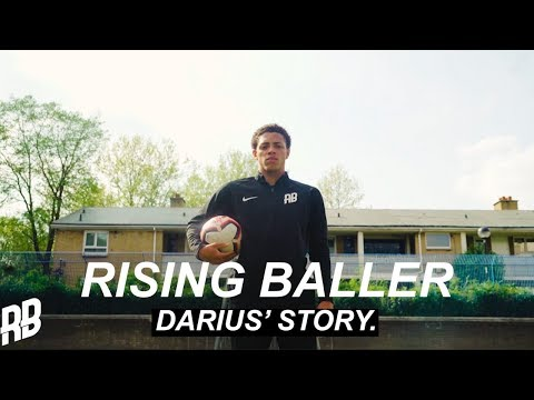 RISING BALLER | Darius' story.
