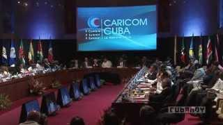 V Cumbre CARICOM -Cuba: por una mayor integración