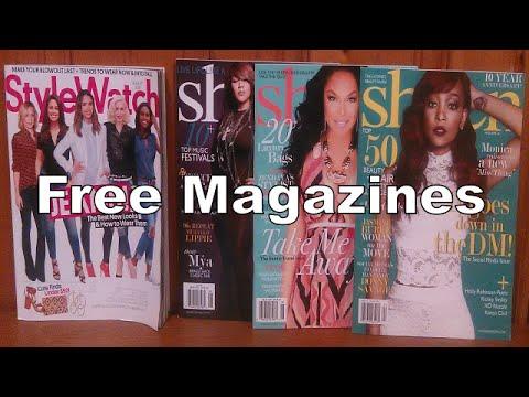 Free Magazines: