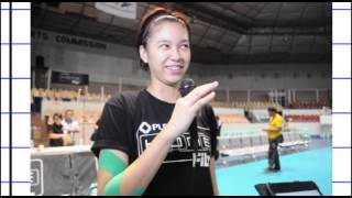 Slam Book with Mika Reyes