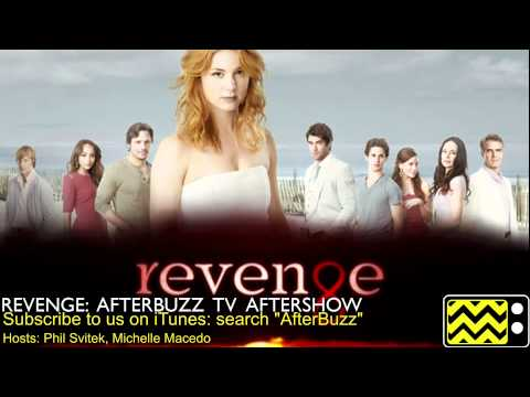 "Revenge  After Show  Season 1 Episode 2 ""Trust"" 