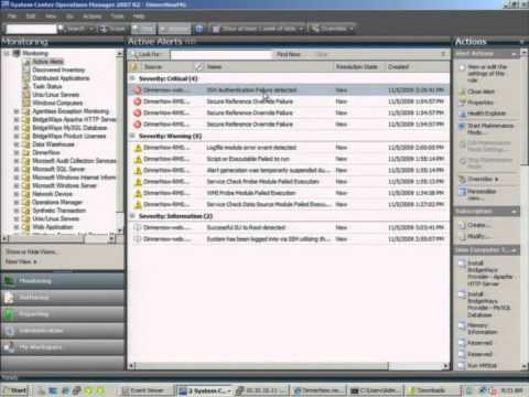 Monitoring UNIX/Linux with Operations Manager 2007 R2