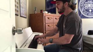 A drop in the ocean piano cover