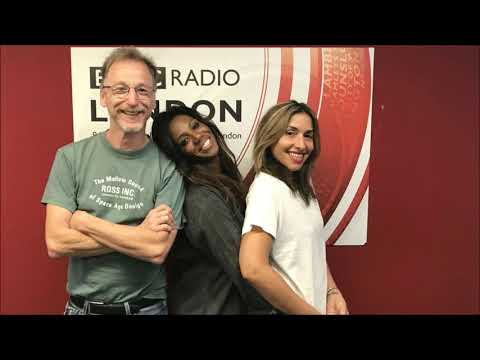 All Saints Mel & Shaz Exclusive - BBC Radio London 2018