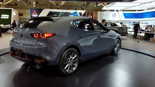 2019 Mazda3 Sport Hatchback @ 2019 Canadian International Auto Show