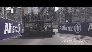 Human vs Machine | Nicki Shields races an autonomous car | Roborace thumbnail