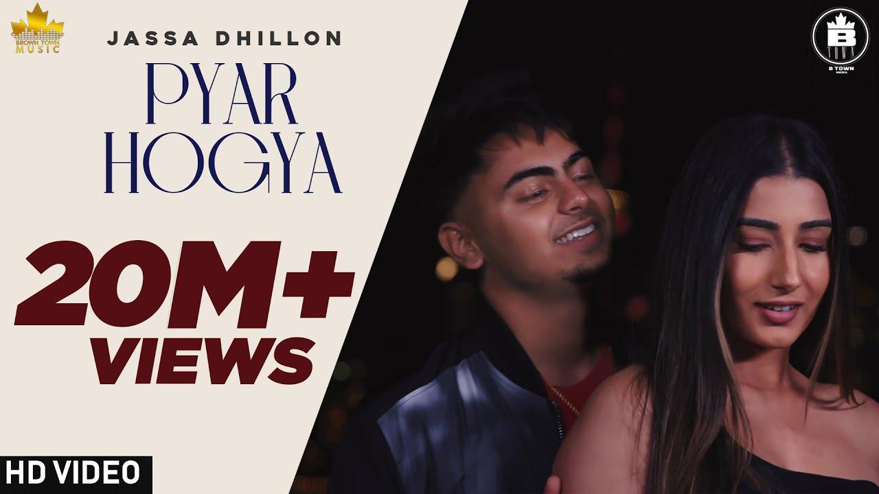 Download PYAR HOGYA   Jassa Dhillon   Gur Sidhu   Brown Town Music   Punjabi Song   New Punjabi Song 2020