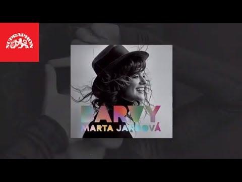 Marta Jandová - Černá i bílá (oficiální lyric video)