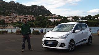 Nuova Hyundai i10, la prova su strada dell