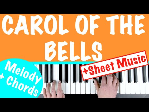 Download How to play 'CAROL OF THE BELLS' (+ Sheet Music) | Piano Lesson