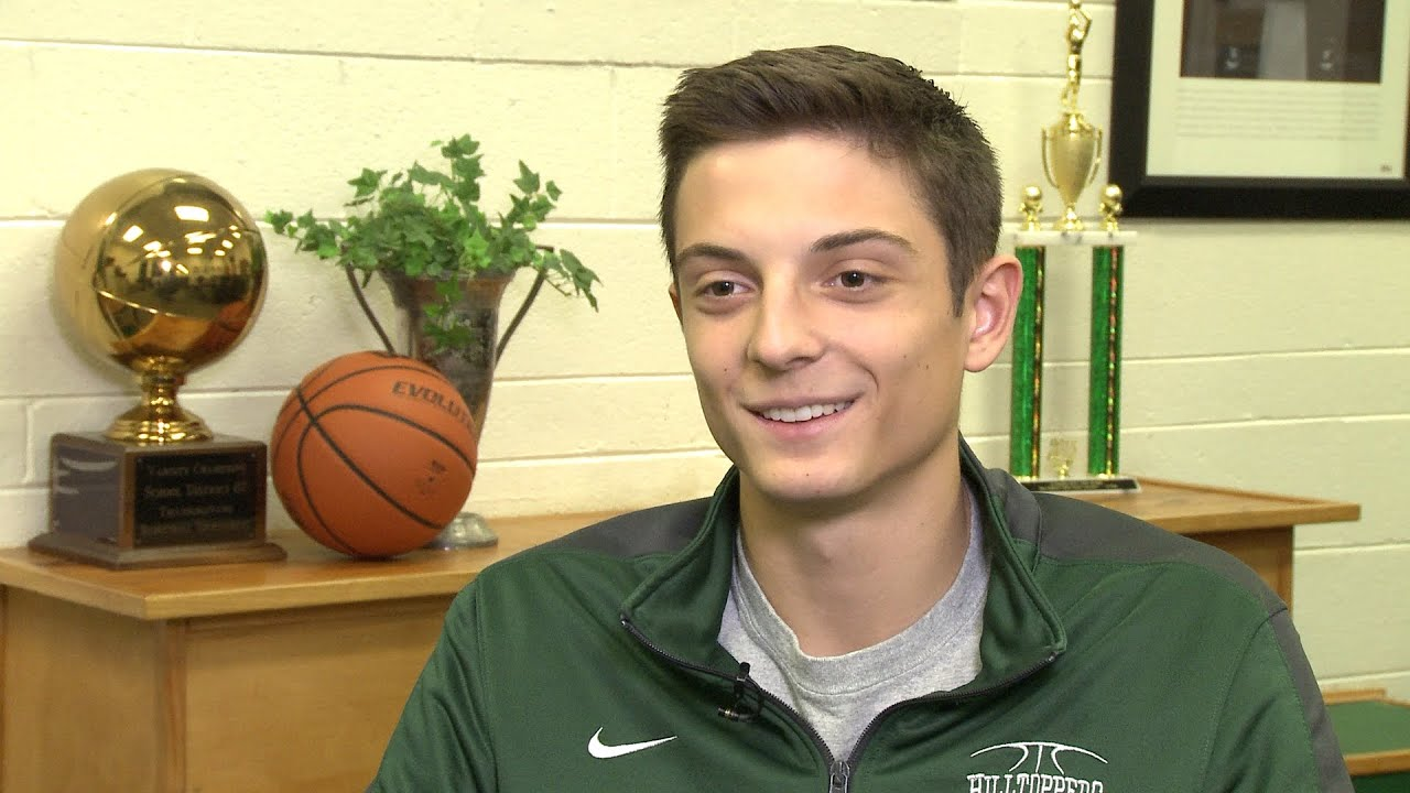 Xfinity Prep Profile: Justin Pierce, Glenbard West - YouTube