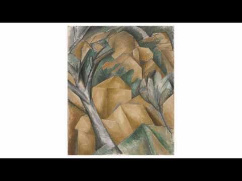 Georges Braque - Houses in l'Estaque, 1908