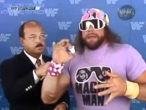 Macho Man Randy Savage  The Cream of the Crop