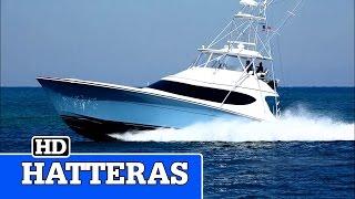 Hatteras Sportfish | Running into Fort Lauderdale