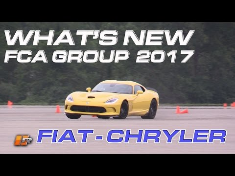 What's New FCA Group Fiat - Chrysler - Jeep - Dodge - Ram - Routière - Pgm 385