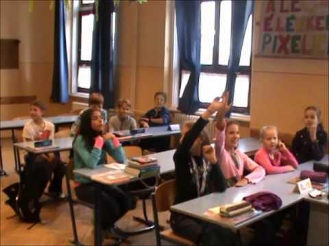 SchoolvideoofHermanOttoPrimarySchool(Budapest,Hungary)
