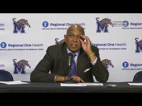 Memphis Basketball: Tubby Smith LSU Post Game Press Conference