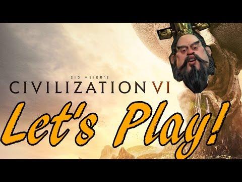 Let's Play Civilization 6 Part 23 The Great Aluminium Mines!