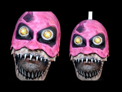 Nightmare Cupcake Make-Up Tutorial | Five Nights At Freddy's 4